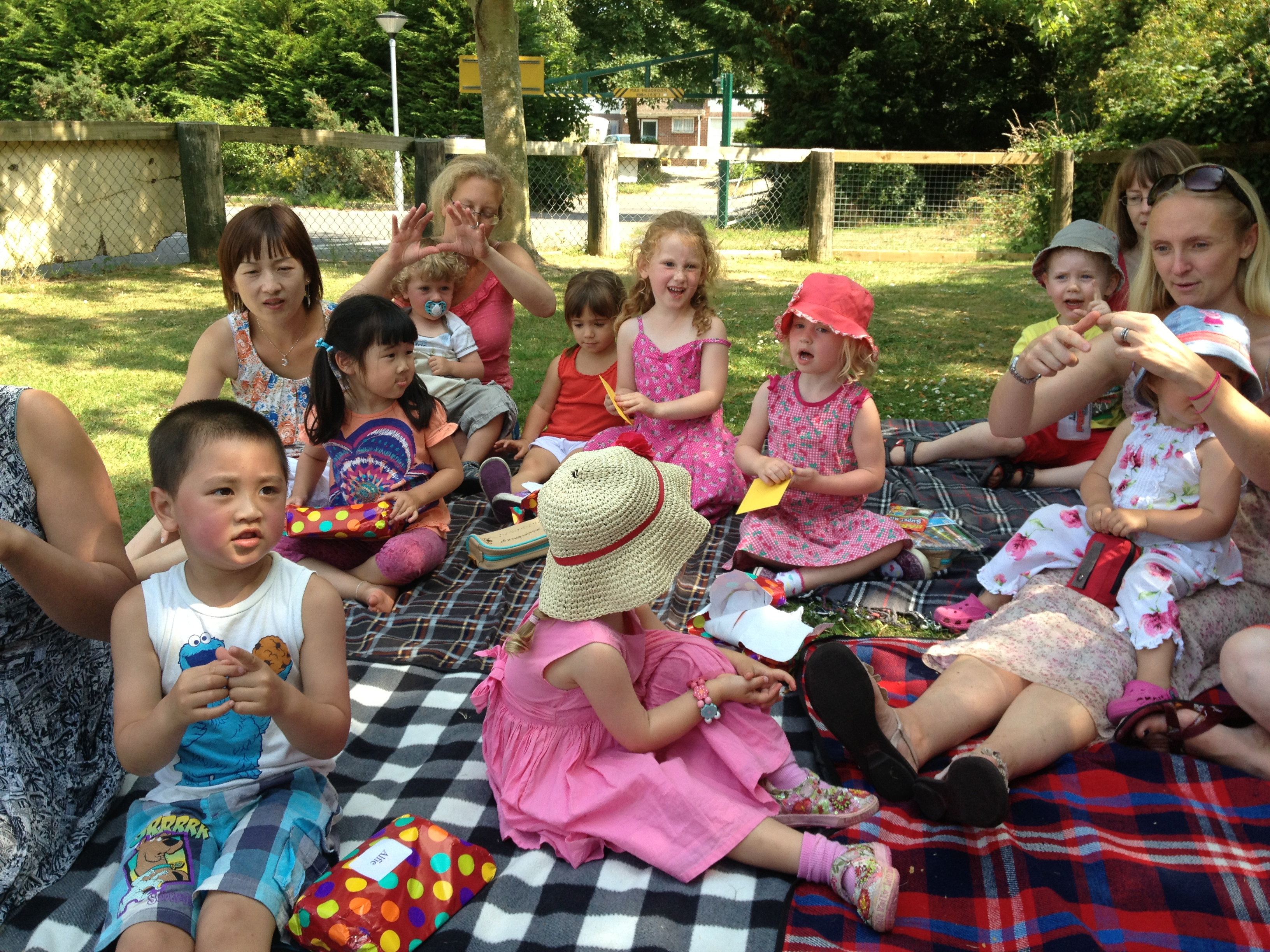 Wednesday Club Summer Picnic