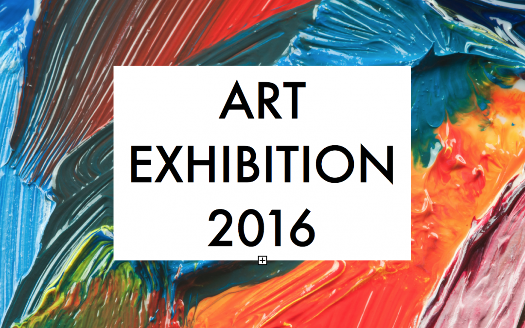 Art Exhibition 2016 – by Trudi Kearsley