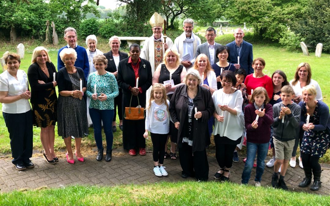 Confirmations May 2019